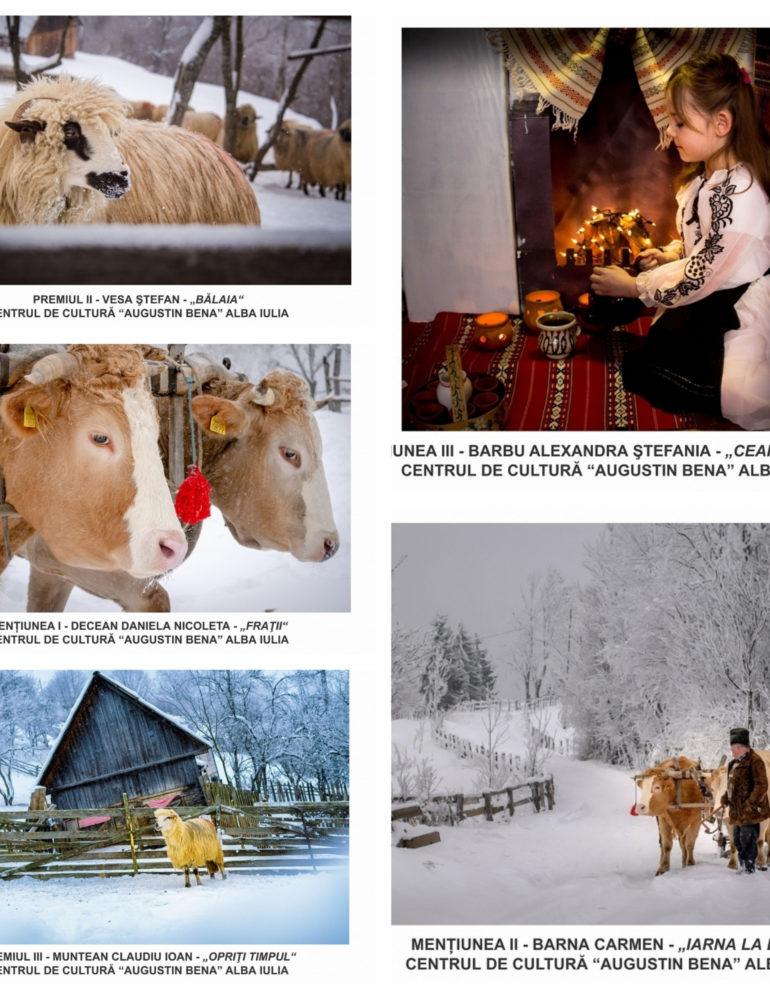 """FOTO: Cinci premii pentru cursanții Clasei de Fotografie din cadrul Centrului de Cultură """"Augustin Bena"""" Alba"""