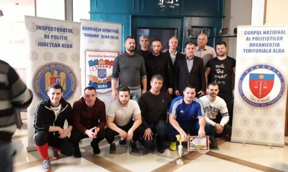 FOTO: Competiții sportive organizate de IPJ Alba cu ocazia Zilei Poliției Române 2019
