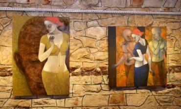 FOTO: Femeia, sărbătorită la Aiud și prin artele plastice