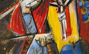 Marți: Liviu Lăzărescu – pictorul muzelor de la Mărtineşti expune la Museikon