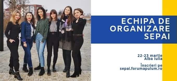 22-23 Martie: Simularea Parlamentului European în Alba Iulia