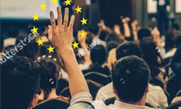 Votăm viitorul Europei! Concurs-dezbatere pentru cetățenii din Regiunea Centru