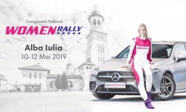 10-12 mai: Prima etapă a Campionatului Național Women Rally 2019, la Alba Iulia
