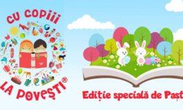 Miercuri: Cu copiii la povești - ediție specială de Paște, la Speed Kart Alba Iulia