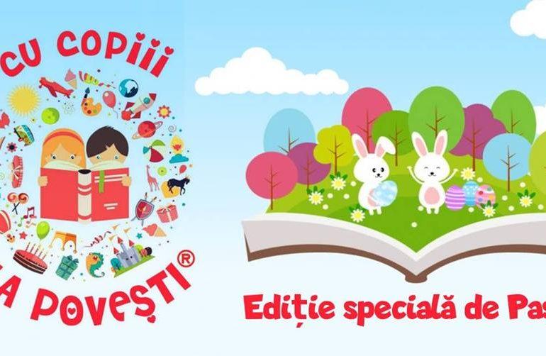 Miercuri: Cu copiii la povești – ediție specială de Paște, la Speed Kart Alba Iulia