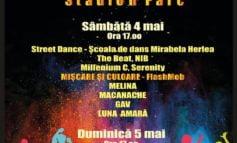 """4 - 5 MAI: Festivalul """"Zilele Tineretului"""", la Cugir. Două zile pline de culoare, muzică live și distracție"""