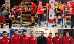 RECORD: 31 de medalii obținute de CS Unirea Alba Iulia la Campionatul Național de Powerlifting