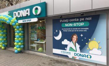 O farmacie DONA va funcționa cu program non-stop de Paști și de 1 mai în Alba Iulia