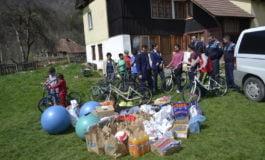 FOTO - VIDEO: Acțiune caritabilă de Paști derulată de IPJ Alba