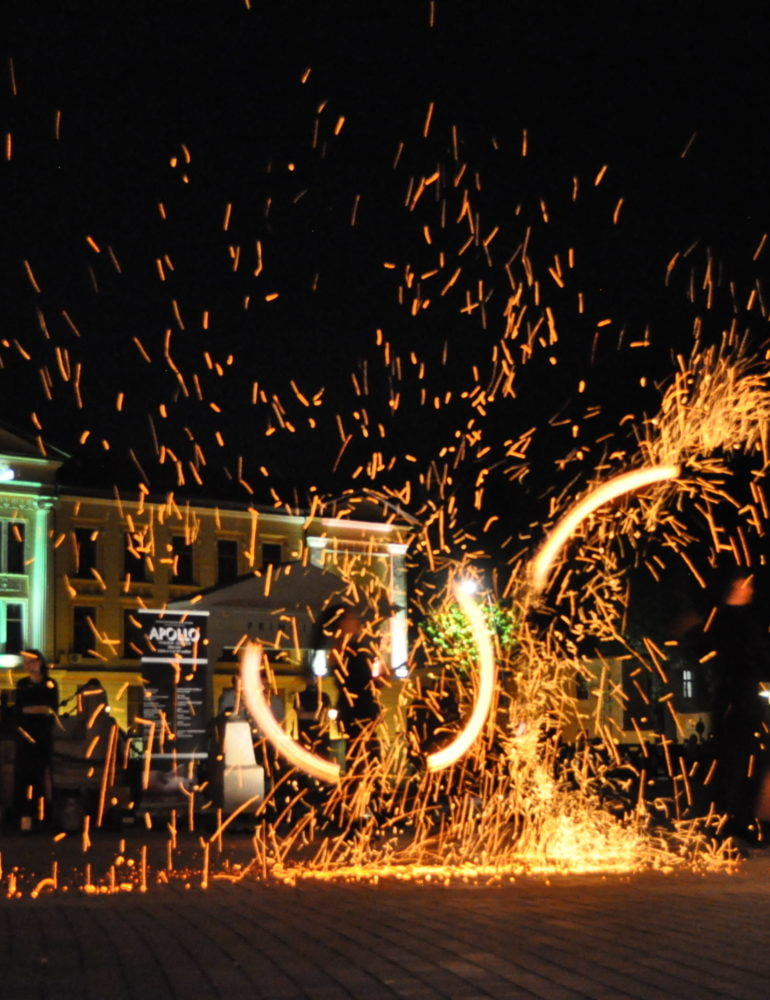 9-13 MAI: Apollo revine la Alba Iulia în numele Focului