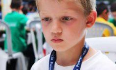 FOTO: Lucas Moldovan este noul campion de copii sub 10 ani al Lisabonei la şah. Părinţii lui sunt albaiulieni stabiliţi în Portugalia
