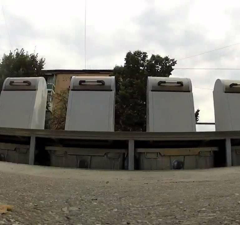 SPAP Sebeș anunță demararea procedurii de obținere a autorizației de mediu pentru 14 platforme subterane de colectare a deșeurilor menajere