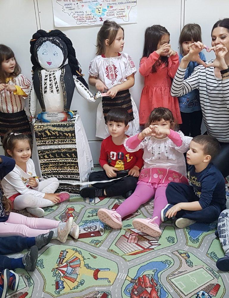 FOTO: Activitățile preșcolarilor ecologiști de la Grădinița PP Step by Step nr. 12 din Alba Iulia