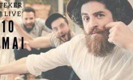 10 MAI: Concert Triplu steker La Poartă