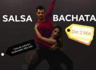 2 MAI- Curs de SALSA și BACHATA