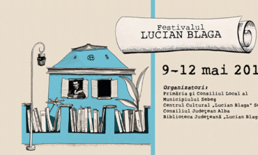 "FOTO-VIDEO: 9-12 mai, Festivalul Internațional ""Lucian Blaga"" la Sebeș. PROGRAM"
