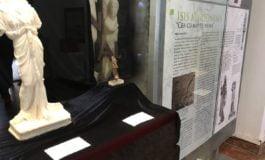 FOTO-VIDEO: Statueta zeiței Isis de la Apulum, exponatul lunii mai la Muzeul Unirii din Alba Iulia