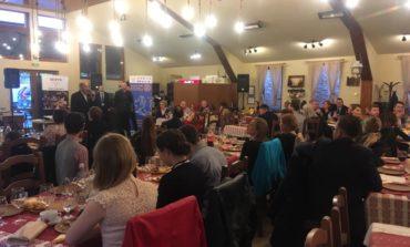 FOTO: Clubul Rotary Alba Iulia Civitas Solis a aniversat 11 ani de activitate în cadrul primei ediţii Rotary Fest
