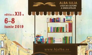 """6 - 8 IUNIE: Târgul de Carte """"Alba Transilvana"""", la Alba Iulia. Programul detaliat al ediției cu numărul XII"""