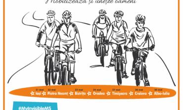 Surprize și gânduri bune pentru pacienții cu scleroză multiplă, din Alba