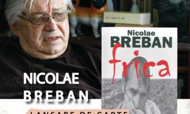 Academicianul Nicolae Breban, invitat al Târgului de Carte Alba Transilvana
