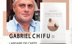 Gabriel Chifu prezent la Târgul de Carte Alba Transilvana de la Alba Iulia cu a sa elegia timpului. un an de poezie (9 decembrie 2016-8 decembrie 2017)