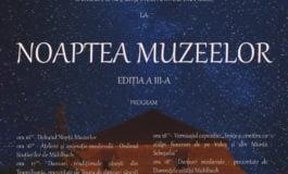 """Sâmbătă: Noaptea Muzeelor la Muzeul Municipal """"Ioan Raica"""" Sebeș. Program"""