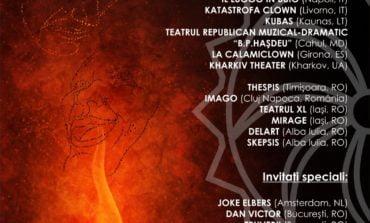 9-13 MAI: A VI-a ediţie a Festivalului Internaţional de Teatru de Tineret APOLLO. PROGRAM