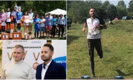 Ionuț Zincă și Tamas Bogya, de la CS Unirea Alba Iulia, în loturile naționale de seniori la Orientare