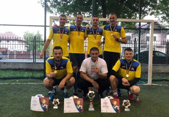 Echipa de minifotbal a companiei Florea Grup reprezintă România la EURO Business Cup