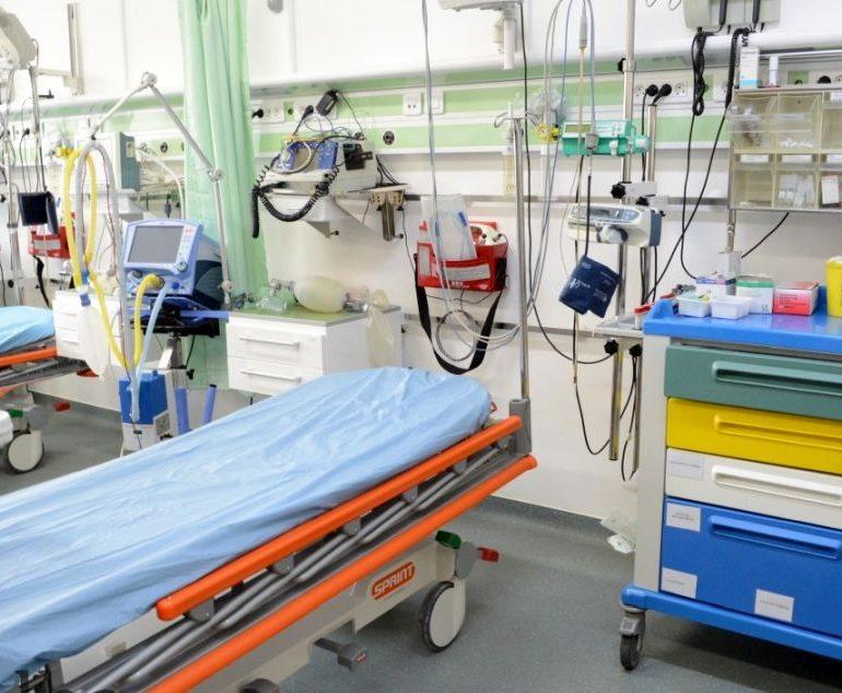 FOTO: Extindere și dotare modernă la unitatea de primiri urgențe din cadrul Spitalului Județean de Urgențe Alba