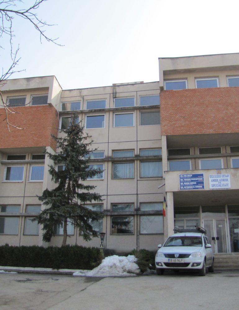 S-a semnat contractul pentru continuarea lucrărilor la Centrul multifuncțional Ocna Mureș