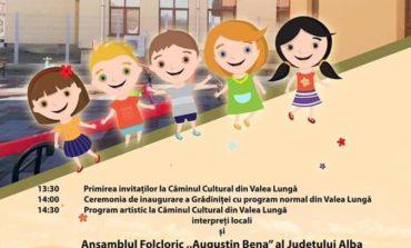 """Vineri: """"Educația, lumină edificatoare pentru viață"""" – eveniment cultural dedicat inaugurării Grădiniței Valea Lungă"""
