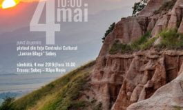 Sâmbătă: Crosul Prieteniei pe traseul Sebeş – Râpa Roşie