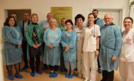 FOTO: Spitalul din Alba Iulia, vizitat de către o delegație de la Universitatea Oxford Brookes din Marea Britanie în vederea unui parteneriat
