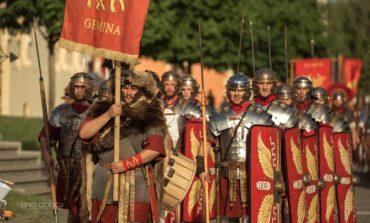 3 MAI: Reîncep spectacolele de reconstituire istorică antică prezentate de Garda Apulum