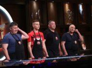 """VIDEO: Marius Bogin din Sebeș revine în competiția """"Chefi la Cuțite"""", cu familia"""