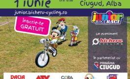 S-au deschis înscrierile pentru Junior Bike Race, cel mai important eveniment ciclist pentru copii din județul Alba
