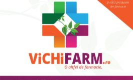 Farmacia Vichi Farm are magazin online! (P)