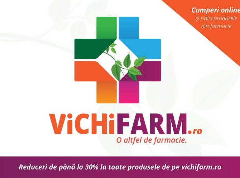 Farmacia Vichi Farm are magazin online! (P)