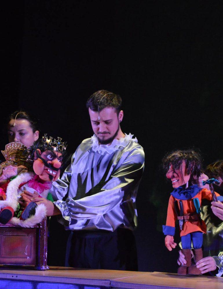 """Teatrul de Păpuși """"Prichindel"""" sărbătorește Ziua Internațională a Copilului împreună cu cei cărora le este dedicată: copiii."""