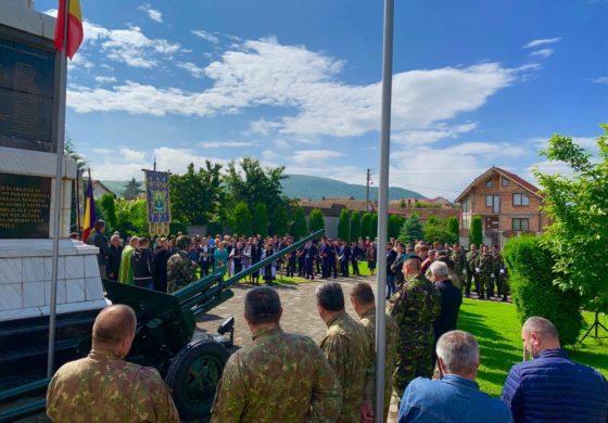 FOTO: Ziua Eroilor a fost omagiată la Sebeș