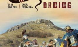 (VIDEO) 22-23 iunie: Festivalul Cetăților Dacice la Cricău. PROGRAMUL evenimentului desfășurat pe tărâmul dacilor liberi