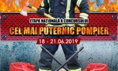 """19-20 iunie: Etapa națională a  competiției """"Cel Mai Puternic Pompier"""" la Alba Iulia"""