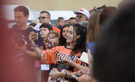 FOTO: Sute de albaiulieni s-au distrat la concertul Animaterra Lumea Fantastică