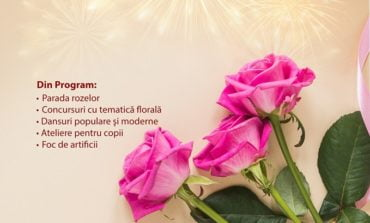 Sâmbătă: Ziua Rozelor, la Ciumbrud. PROGRAMUL sărbătorii cu parfum și culoare