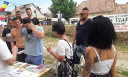 FOTO: Ziua Internaţională Împotriva Consumului și Traficului Ilicit de Droguri marcată la Alba Iulia