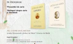 JOI: Caravana literară scriitori în școală, în mijlocul copiilor din Cetatea de Baltă