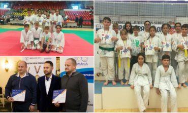 Nouă clasări pe podium pentru judoka legitimați la CS Unirea Alba Iulia, la Cupa Speranțelor Sibiu