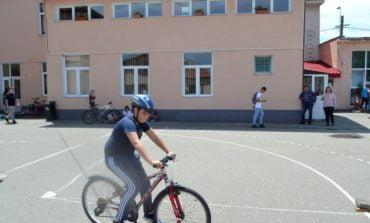"""FOTO: Etapa județeană a concursului """"Educație rutieră, educație pentru viață"""""""